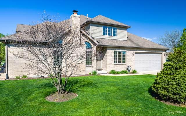 13873 Penny Lane, Homer Glen, IL 60491 (MLS #11250254) :: John Lyons Real Estate