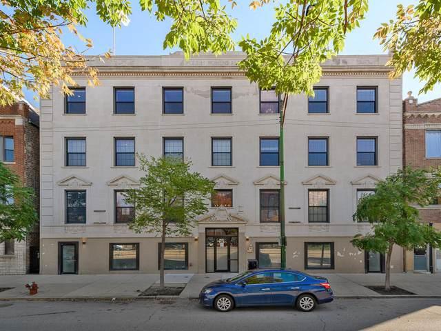 1309 N Ashland Avenue #401, Chicago, IL 60622 (MLS #11250262) :: John Lyons Real Estate