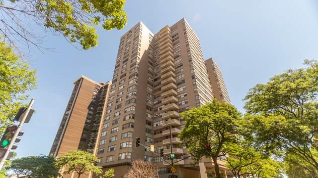 6301 N Sheridan Road 6O, Chicago, IL 60660 (MLS #11250264) :: John Lyons Real Estate