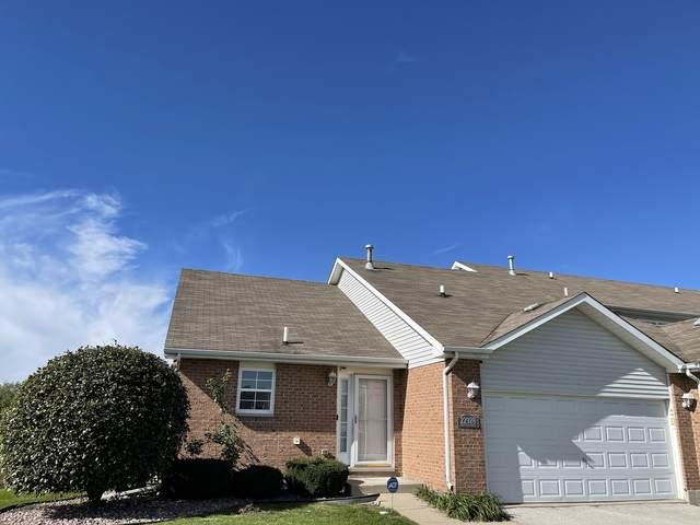 22928 S Westwind Drive, Richton Park, IL 60471 (MLS #11250276) :: John Lyons Real Estate