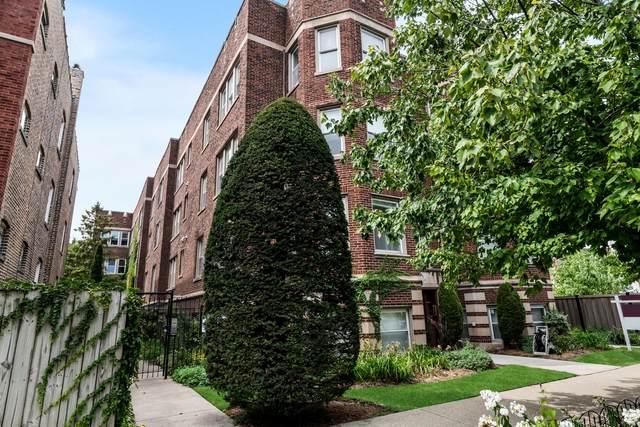 5950 N Paulina Street 3W, Chicago, IL 60660 (MLS #11250282) :: John Lyons Real Estate