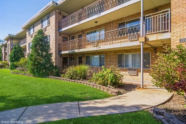 202 N Salem Avenue 7A, Arlington Heights, IL 60005 (MLS #11250287) :: Ryan Dallas Real Estate