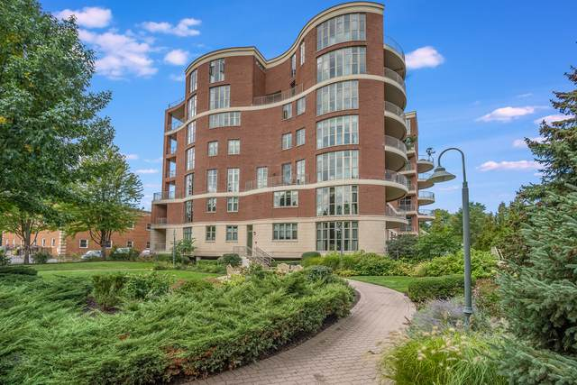 520 S Washington Street #401, Naperville, IL 60540 (MLS #11250300) :: John Lyons Real Estate