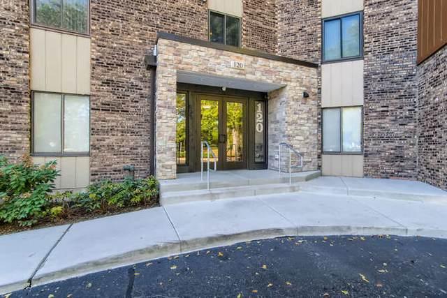 120 Lakeview Drive #417, Bloomingdale, IL 60108 (MLS #11250342) :: John Lyons Real Estate