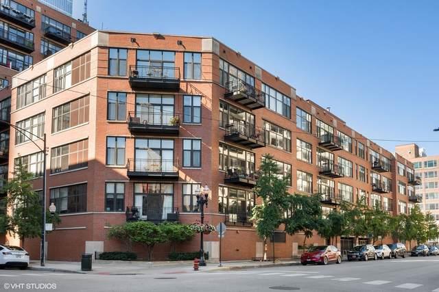 333 W Hubbard Street #503, Chicago, IL 60654 (MLS #11250349) :: John Lyons Real Estate