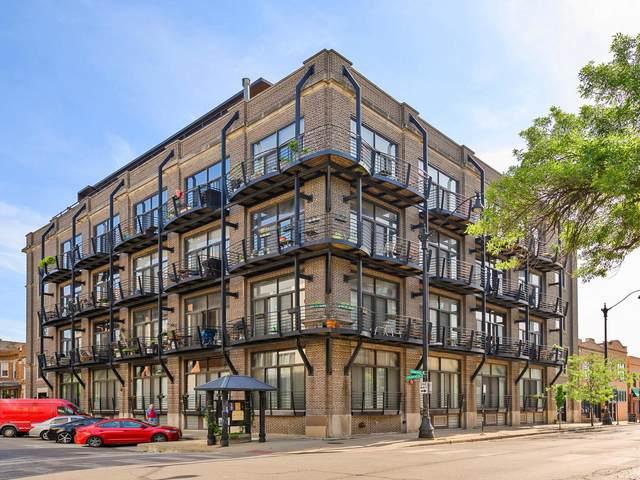 2735 W Armitage Avenue #208, Chicago, IL 60647 (MLS #11250358) :: Touchstone Group