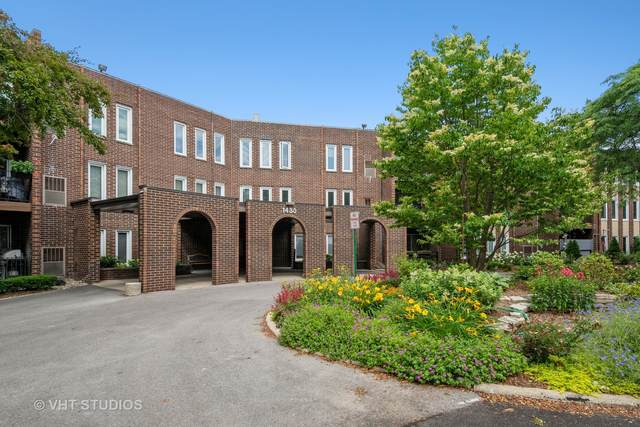 1430 Sandstone Drive #306, Wheeling, IL 60090 (MLS #11250366) :: The Wexler Group at Keller Williams Preferred Realty
