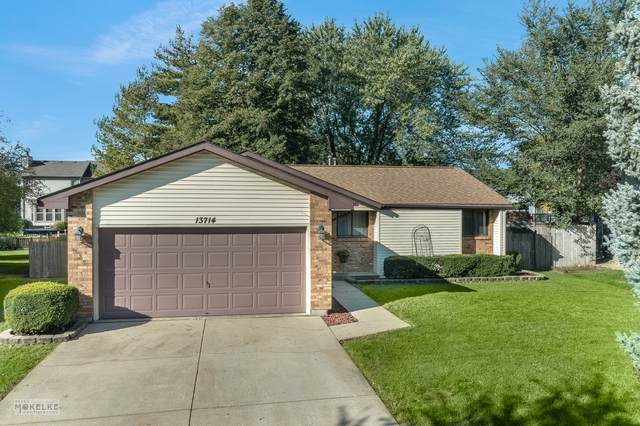 13714 S Mallard Drive, Plainfield, IL 60544 (MLS #11250371) :: Jacqui Miller Homes