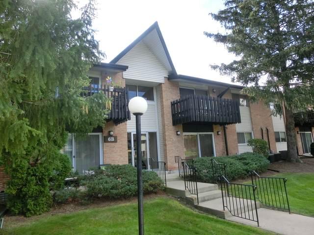 6 B Kingery Quarter #106, Willowbrook, IL 60527 (MLS #11250397) :: Signature Homes • Compass