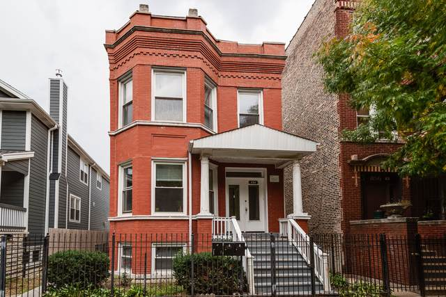 854 N Mozart Street, Chicago, IL 60622 (MLS #11250416) :: John Lyons Real Estate