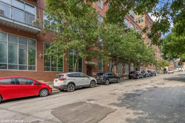 824 W Superior Street #411, Chicago, IL 60642 (MLS #11250466) :: John Lyons Real Estate