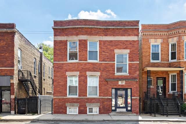 3105 W Diversey Avenue, Chicago, IL 60647 (MLS #11250505) :: John Lyons Real Estate