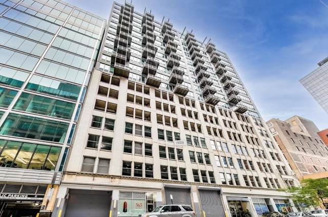 565 W Quincy Street #808, Chicago, IL 60661 (MLS #11250513) :: Touchstone Group