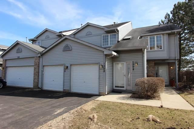 1308 S Parkside Drive, Palatine, IL 60067 (MLS #11250565) :: Littlefield Group
