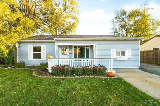 611 Hamrick Avenue, Romeoville, IL 60446 (MLS #11250621) :: John Lyons Real Estate