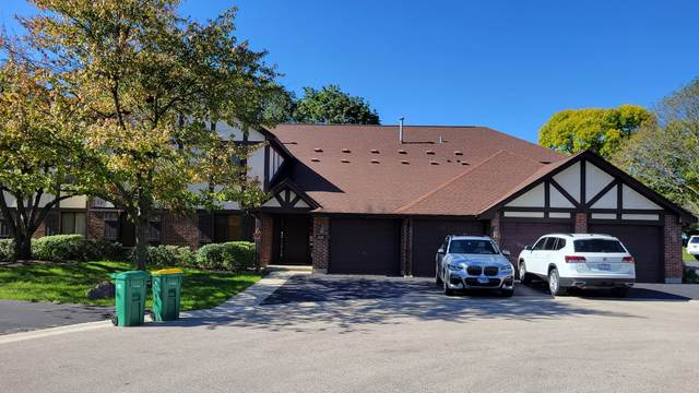 1038 Harbour Court 1B, Wheeling, IL 60090 (MLS #11250648) :: The Wexler Group at Keller Williams Preferred Realty