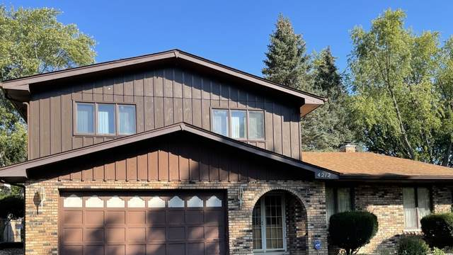 4212 Oakwood Lane, Matteson, IL 60443 (MLS #11250652) :: John Lyons Real Estate
