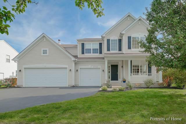 2342 Majestic Prince Lane, Montgomery, IL 60538 (MLS #11250739) :: Jacqui Miller Homes