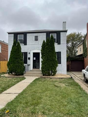 9152 S La Salle Street, Chicago, IL 60620 (MLS #11250759) :: John Lyons Real Estate