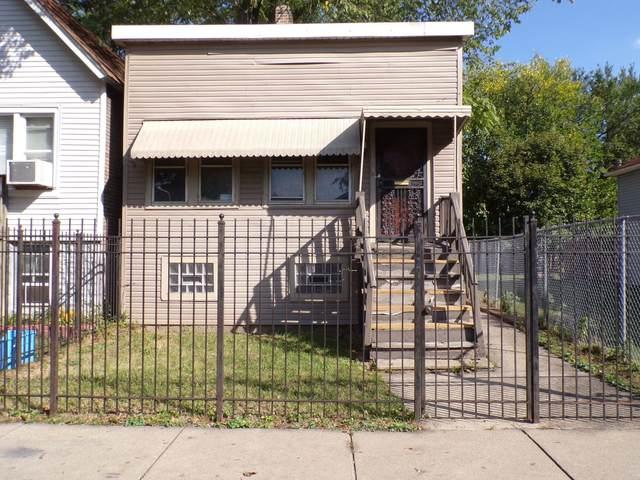 6825 S Wood Street, Chicago, IL 60636 (MLS #11250760) :: Lewke Partners - Keller Williams Success Realty