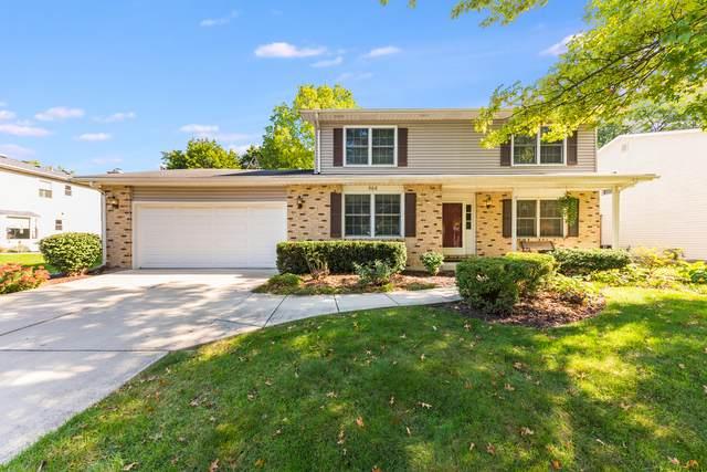 908 Williamsburg Drive, Naperville, IL 60540 (MLS #11250779) :: John Lyons Real Estate