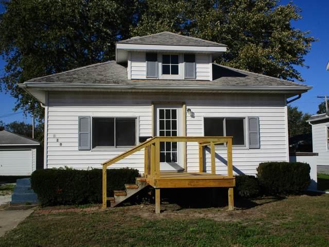 310 E Walnut Street, VILLA GROVE, IL 61956 (MLS #11250780) :: Ryan Dallas Real Estate
