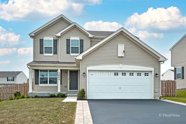 1602 Powderhorn Drive, Volo, IL 60020 (MLS #11250790) :: Schoon Family Group