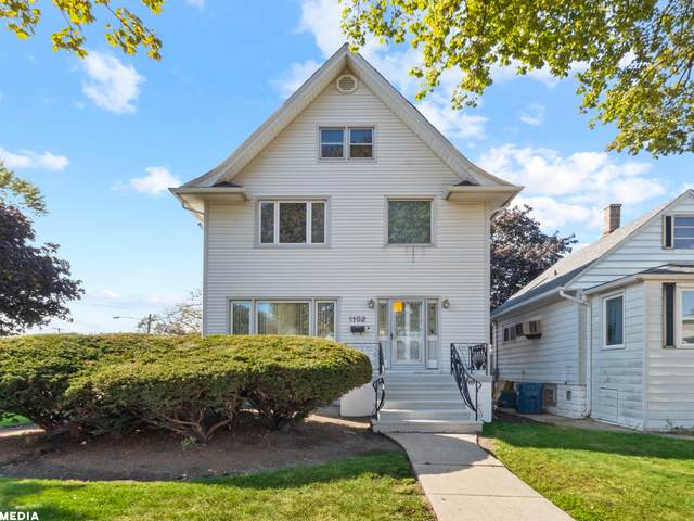 1102 N 12TH Avenue, Melrose Park, IL 60160 (MLS #11250802) :: The Wexler Group at Keller Williams Preferred Realty