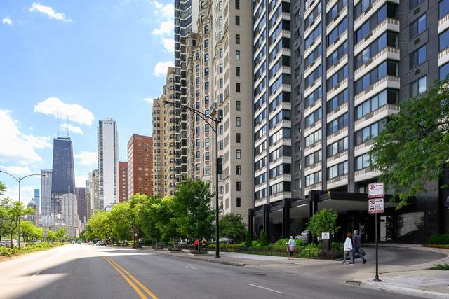 1440 N Lake Shore Drive 19C, Chicago, IL 60610 (MLS #11250813) :: Schoon Family Group
