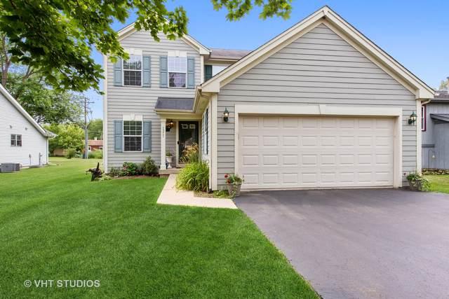 1377 Teakwood Lane, Crystal Lake, IL 60014 (MLS #11250818) :: Helen Oliveri Real Estate