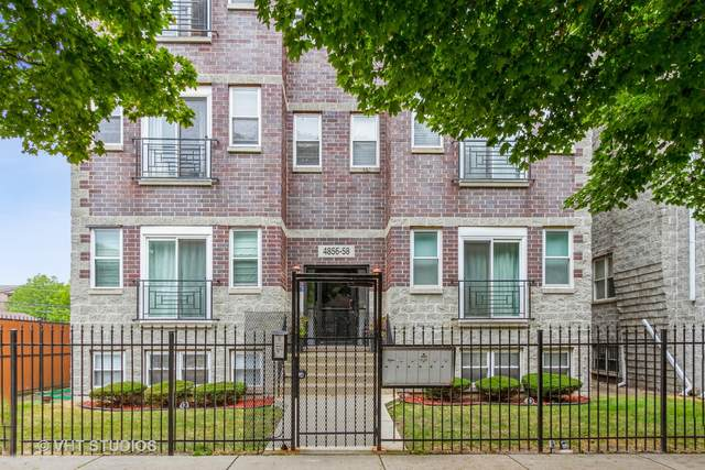 4856 S Champlain Avenue 3N, Chicago, IL 60615 (MLS #11250847) :: The Wexler Group at Keller Williams Preferred Realty