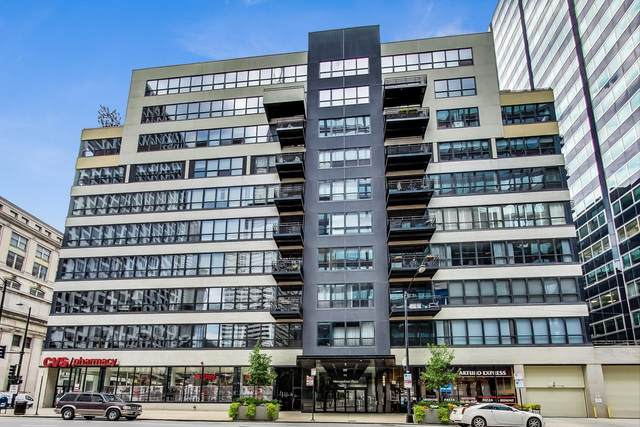 130 S Canal Street 9R, Chicago, IL 60606 (MLS #11250870) :: Touchstone Group