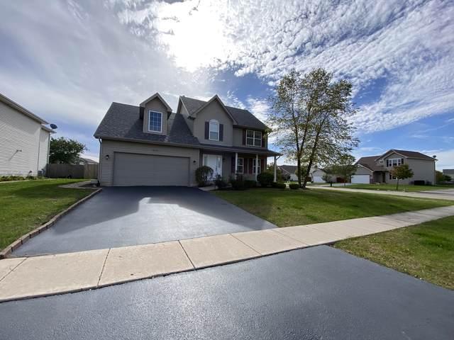 6114 Oldcreek Lane, Joliet, IL 60431 (MLS #11250872) :: Littlefield Group