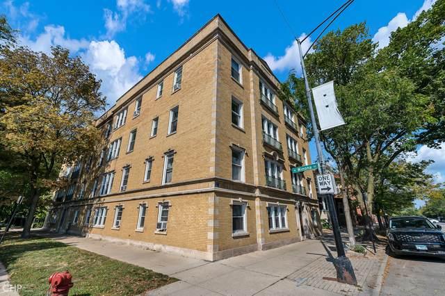 5134 N Ashland Avenue #2, Chicago, IL 60640 (MLS #11250880) :: Carolyn and Hillary Homes