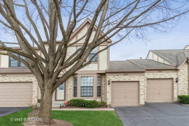4569 Olmstead Drive, Hoffman Estates, IL 60192 (MLS #11250881) :: Littlefield Group