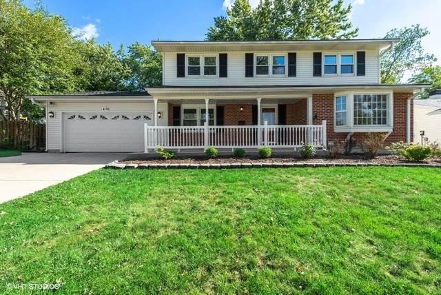 4135 Hudson Drive, Hoffman Estates, IL 60192 (MLS #11250882) :: The Wexler Group at Keller Williams Preferred Realty