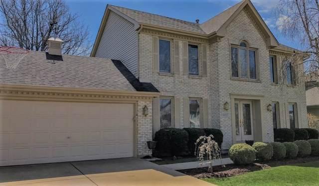 917 Wellington Circle, Aurora, IL 60506 (MLS #11250883) :: Ryan Dallas Real Estate