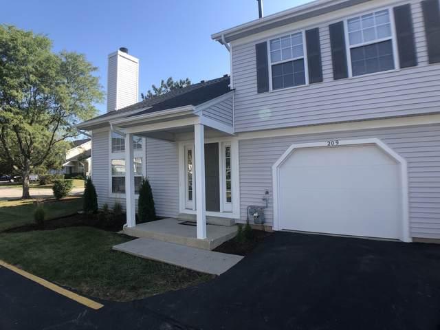 209 Acorn Drive, Streamwood, IL 60107 (MLS #11250917) :: John Lyons Real Estate