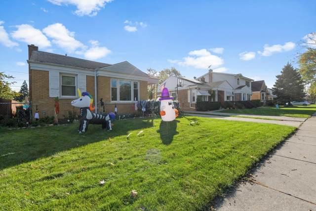 8151 N Washington Street, Niles, IL 60714 (MLS #11250920) :: John Lyons Real Estate