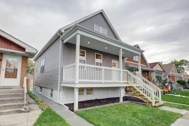 5418 S Kildare Avenue, Chicago, IL 60632 (MLS #11250951) :: John Lyons Real Estate