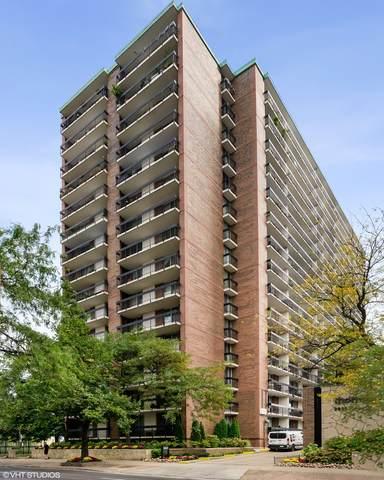 5901 N Sheridan Road 5B, Chicago, IL 60660 (MLS #11250962) :: Carolyn and Hillary Homes