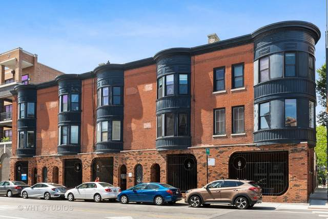 2956 N Halsted Street #2, Chicago, IL 60657 (MLS #11250982) :: Carolyn and Hillary Homes