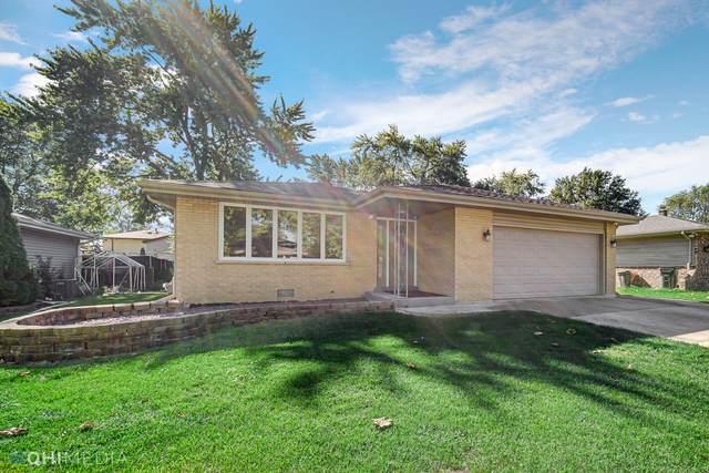 4923 Forest Court, Oak Forest, IL 60452 (MLS #11250987) :: John Lyons Real Estate