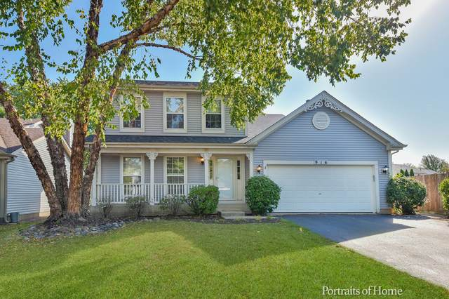 916 Matthew Court, Naperville, IL 60540 (MLS #11250992) :: John Lyons Real Estate