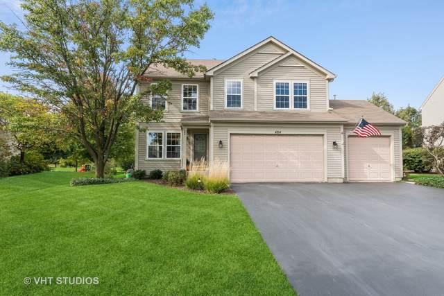 484 Gray Avenue, Elburn, IL 60119 (MLS #11251007) :: John Lyons Real Estate