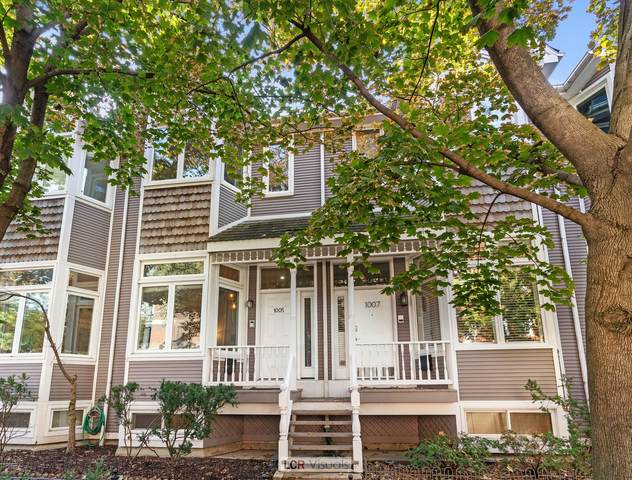 1005 W Dickens Avenue, Chicago, IL 60614 (MLS #11251043) :: Carolyn and Hillary Homes