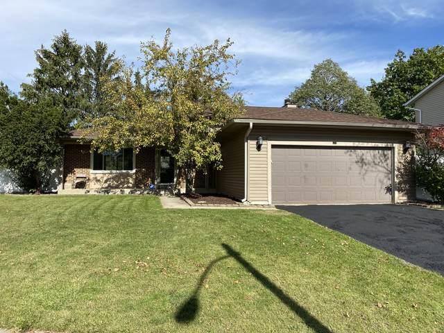 1860 Burr Ridge Drive, Hoffman Estates, IL 60192 (MLS #11251048) :: The Spaniak Team