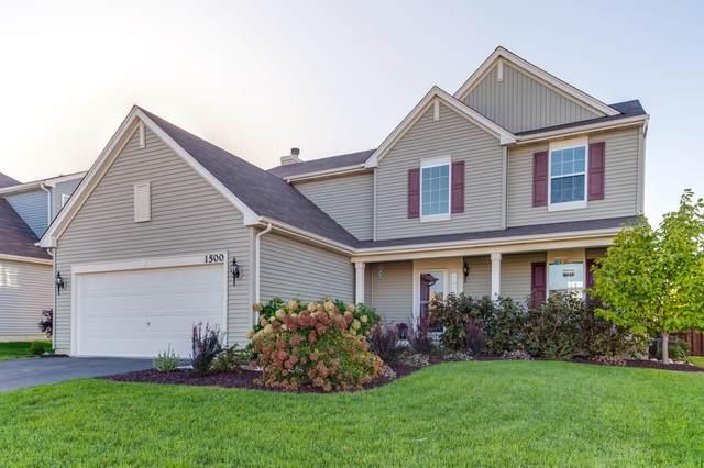 1500 Bristol Drive, Hampshire, IL 60140 (MLS #11251054) :: John Lyons Real Estate