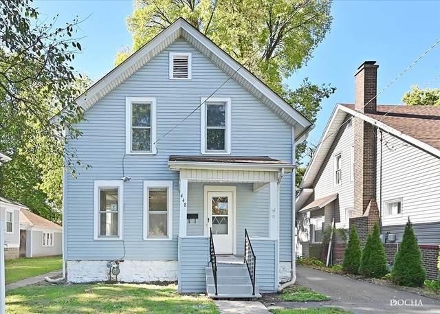 448 Pennsylvania Avenue, Aurora, IL 60506 (MLS #11251103) :: Ryan Dallas Real Estate