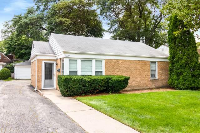 2227 Harrison Street, Glenview, IL 60025 (MLS #11251108) :: Littlefield Group
